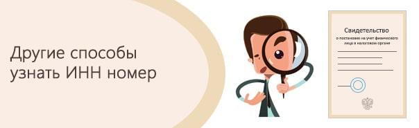 Узнать ИНН по СНИЛС для физических лиц онлайн
